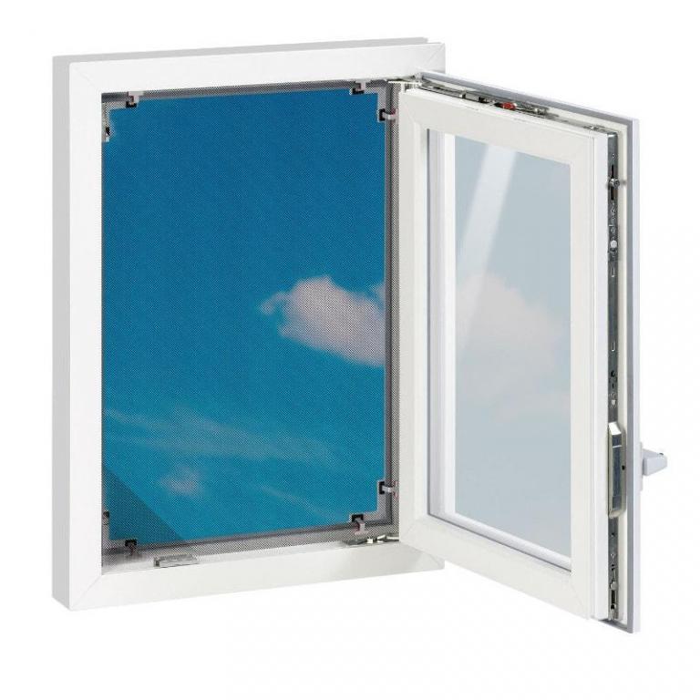 Easymaxx Fenster Moskitonetz Magic Klick 150x130