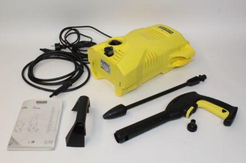 Kärcher K2 Basic Hochdruckreiniger Zubehör