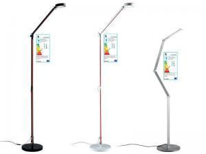 Livarno Lux LED-Stehleuchte von Lidl extrem billig kaufen