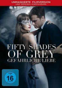 Sifty Shades of Grey 2 – Gefährliche Liebe DVD (Netto)
