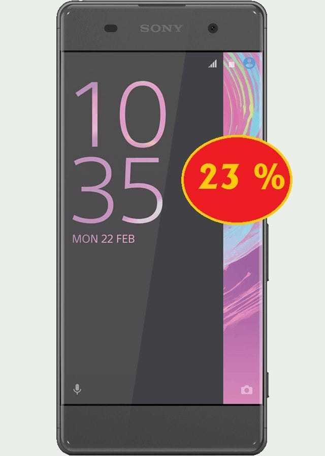 Sony Xperia X im Angebot bei Aldi Süd
