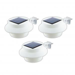 Easymaxx Solar-Dachrinnenleuchten 3er-Set von Netto billig kaufen