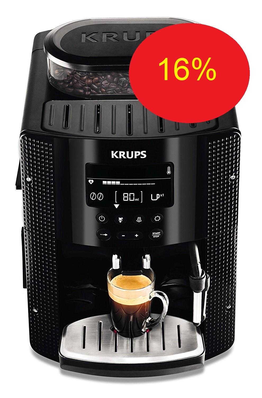 Krups Quattro Force Kaffeevollautomat 16% günstiger kaufen als bei Aldi