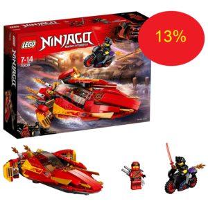 LEGO Bausteine 70638 NINJAGO 13% günstiger kaufen! Preisvergleich