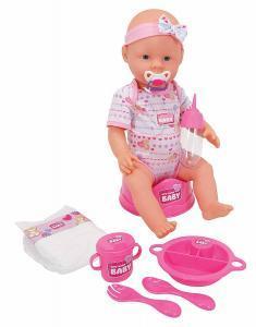 Aldi Süd: SIMBA New Born Baby Puppe 43 cm billig kaufen | Test & Zubehör