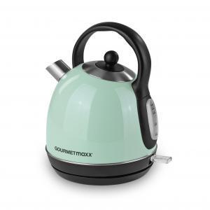 Gourmetmaxx Wasserkocher Retro 2200W von Netto günstig kaufen