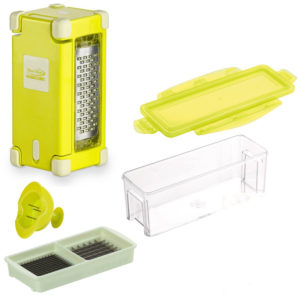 Genius Nicer Dicer Magic Cube Gourmet volle 50% günstiger (Penny)
