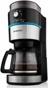 Kaffeemaschine LED mit Mahlwerk (SKML 1000 A1) von Silvercrest 20 % günstiger