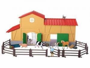 PLAYTIVE JUNIOR Bauernhof mit Pferdestall: so sparst Du 14% (Lidl)