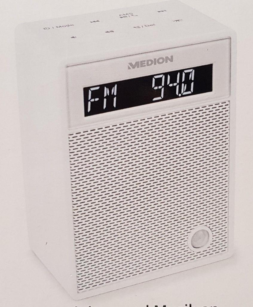 Steckdosenradio MEDION LIFE P65702