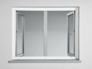 Powerfix Alu-Insektenschutzfenster 130 x 150 cm extrem günstig kaufen (Lidl)