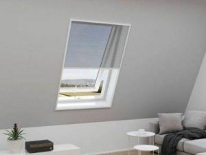 POWERFIX Dachfenster-Insektenschutz Plissee 25% günstiger kaufen