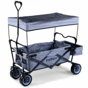 So kaufst Du den FUXTEC Bollerwagen CT350 richtig günstig (Netto)