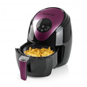 Netto: Gourmetmaxx Heißluft-Fritteuse Digital 2,5l im Angebot