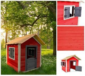 HOME DELUXE Spielhaus für den Garten: hier extrem günstig kaufen | Aldi
