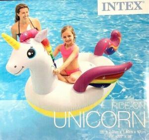 Das INTEX Wassertier Einhorn von Aldi extrem günstig kaufen