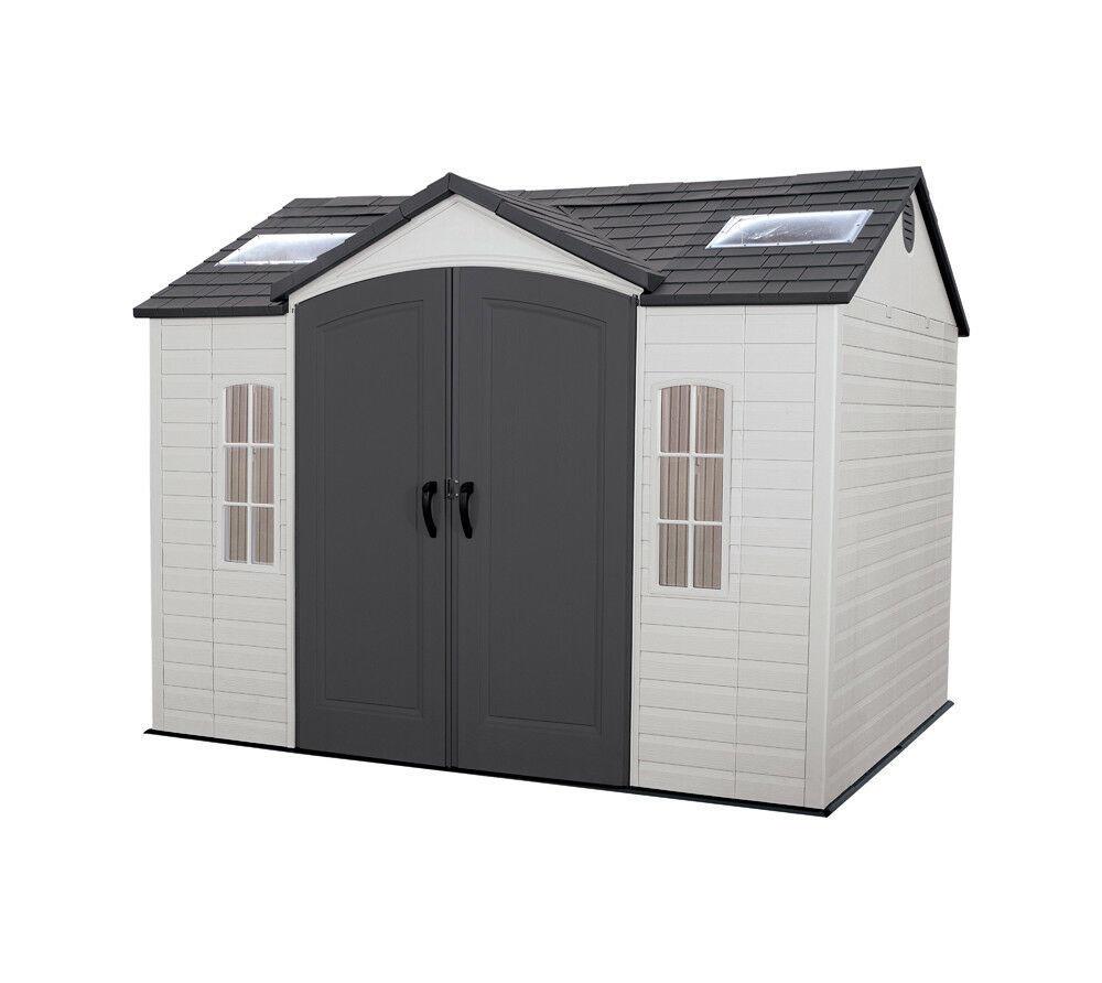 Netto: LIFETIME Gerätehaus SKY- so kaufst Du extrem günstig