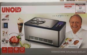 Penny: UNOLD Eismaschine Schuhbeck 48818 ganze 12 % billiger & Test