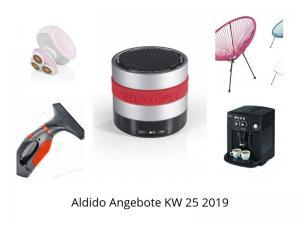 Aldido Angebote KW 25 2019