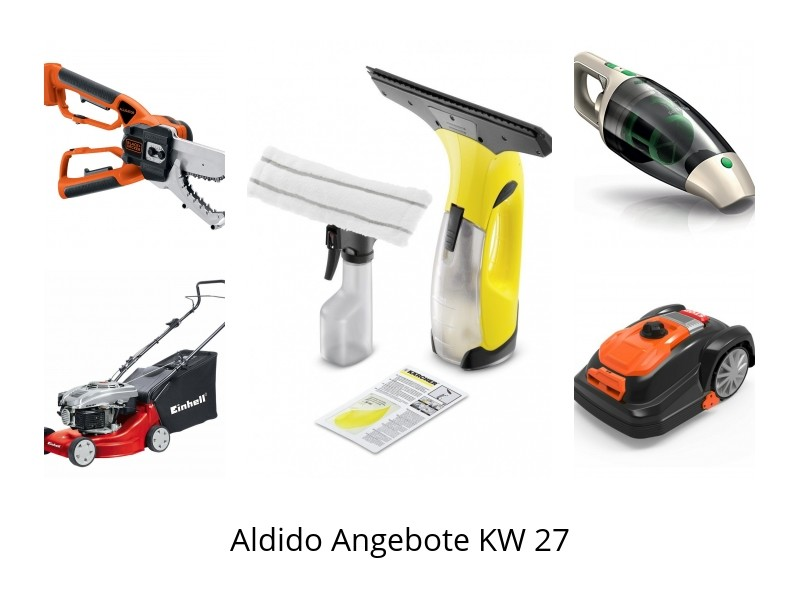 Aldido Angebote KW 27 2019