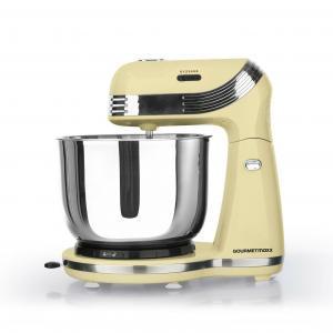 Gourmetmaxx Küchenmaschine Retro 250W: Tests, Bewertung und Erfahrungen