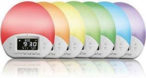 Auriol LED-Lichtwecker
