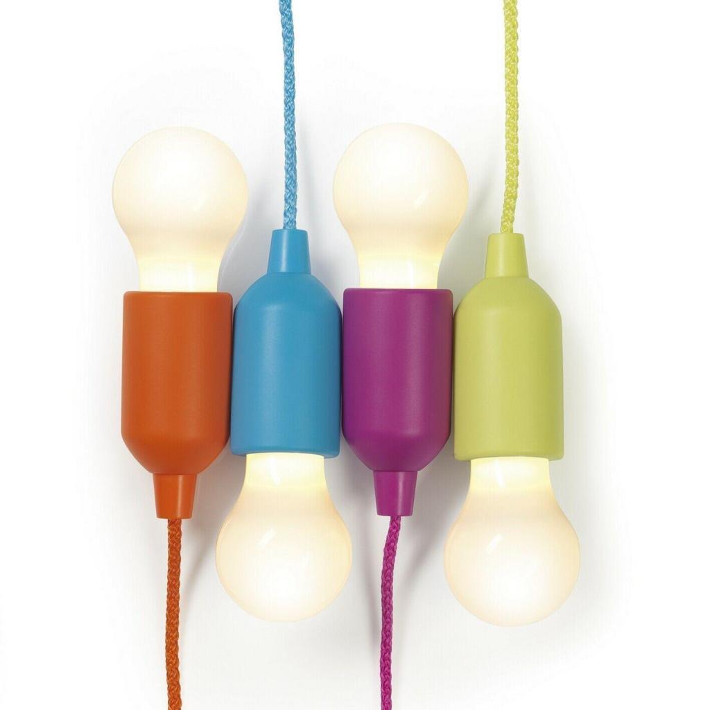 EASYmaxx LED-Ziehleuchte 4er Set
