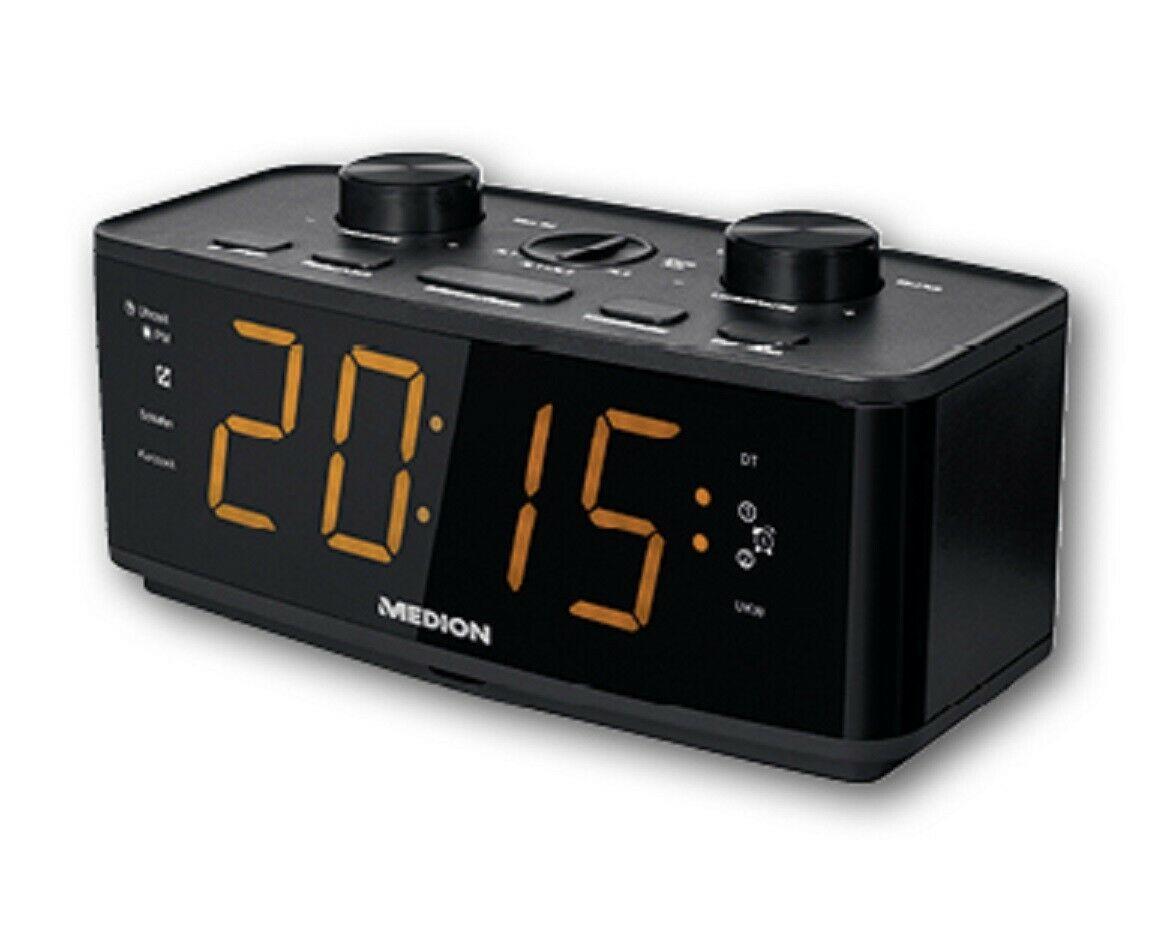 Medion Uhrenradio mit Nachtlicht