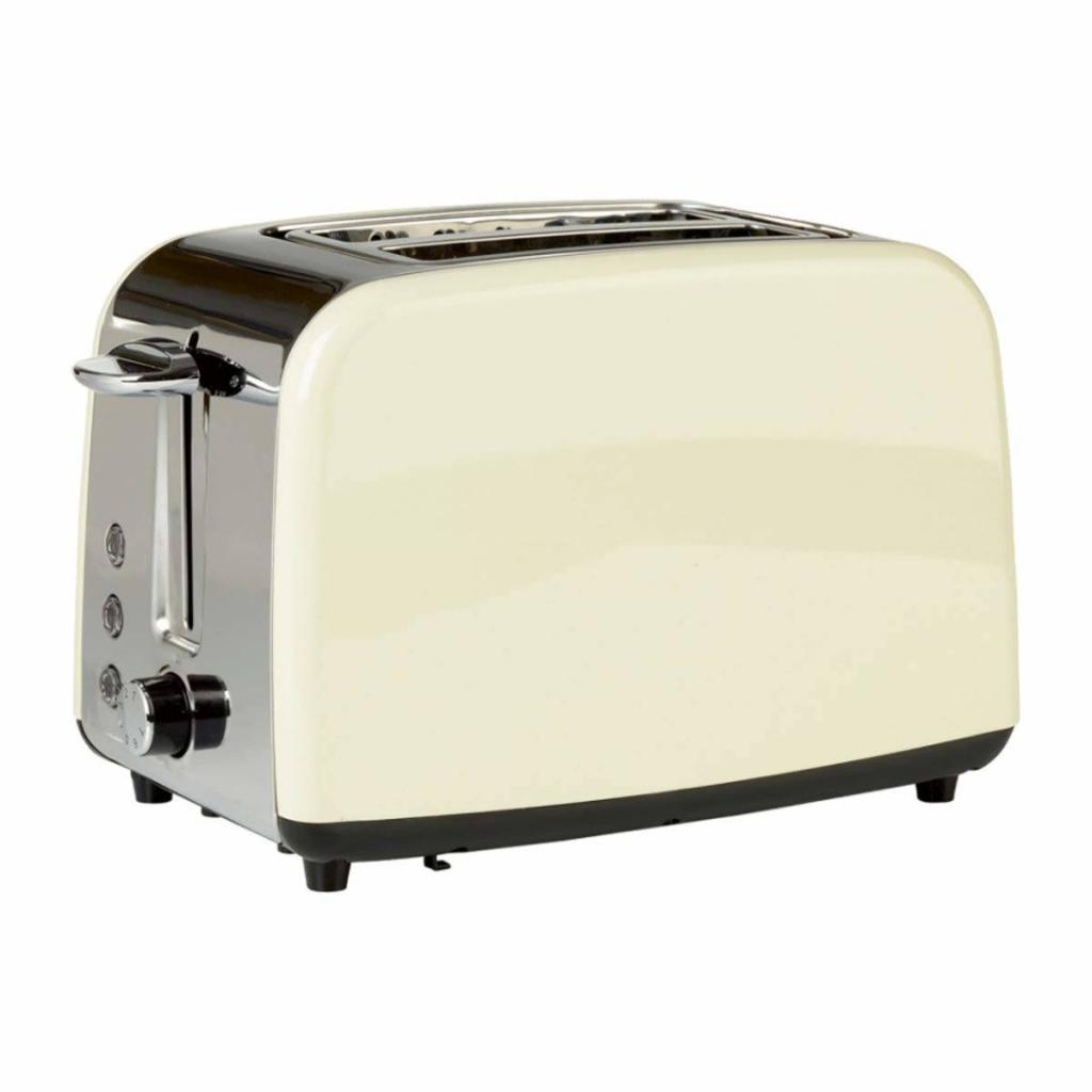 QUIGG Metall Toaster