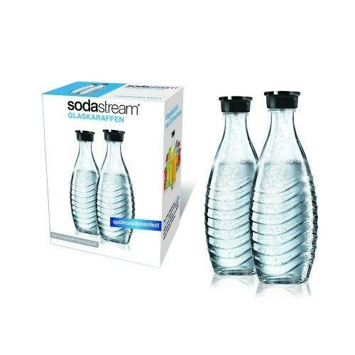 Sodastream Glasflasche Duopack 2 x 0,6 l