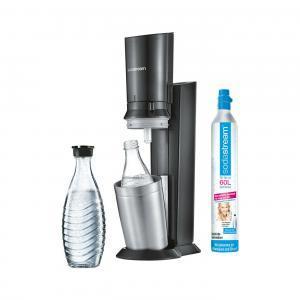 SODASTREAM Trinkwassersprudler CRYSTAL 2.0 Vorteilspack