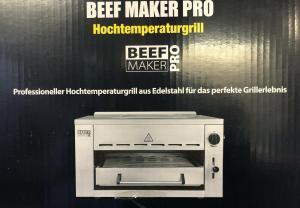 Aldi: Ambiano Hochtemperaturgrill Beef Maker Pro im Test