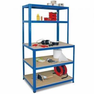 Netto: BRB 74221 Arbeits- und Packtisch | Alle Größen zum Hammerpreis