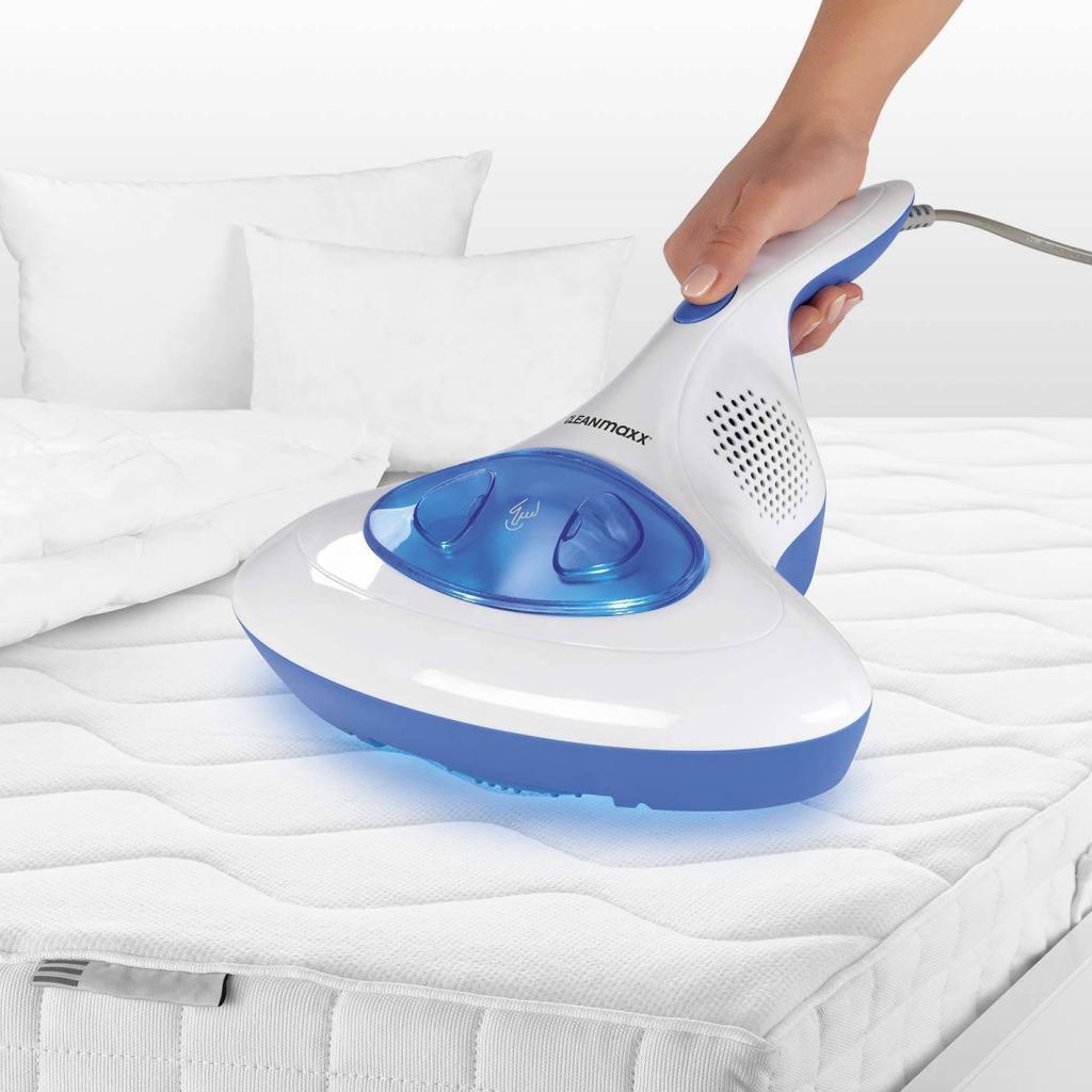 CLEANmaxx Milben-Handstaubsauger mit UV-C-Licht 300W