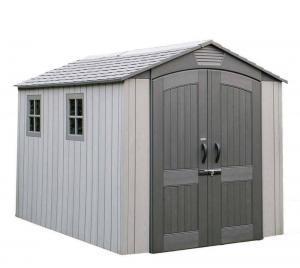 Lifetime Kunststoff-Gerätehaus Terra 204×344 cm zum Knallerpreis kaufen