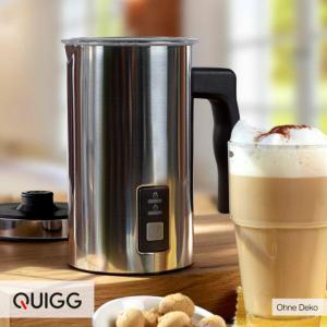 Quigg Milchaufschäumer 500 Watt von Aldi zum Knallerpreis online kaufen