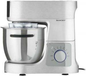 Lidl: Silvercrest Küchenmaschine SKV 1200 B2 günstig kaufen & Test