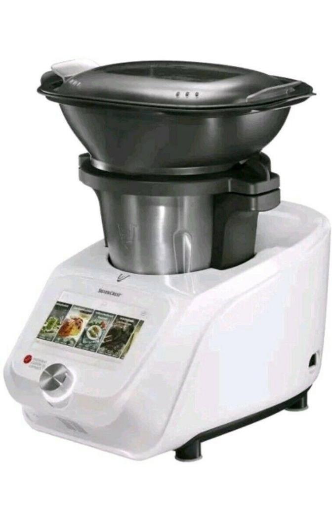 Silvercrest Monsieur Cuisine Connect Küchenmaschine