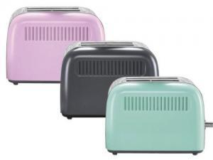 Silvercrest Toaster Retro
