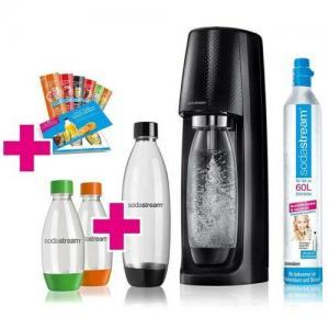 Sodastream EASY Pack Trinkwassersprudler Promopack