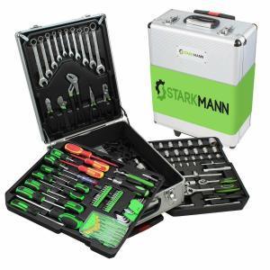 Starkmann Blackline Werkzeugkoffer 399-teilig | Test lesen und Spottpreis finden