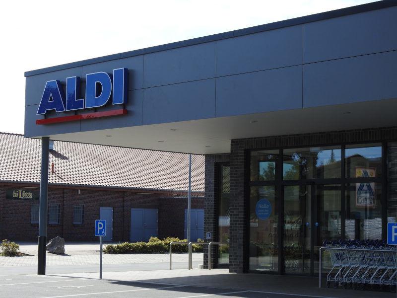 Aldi Nord Supermarkt