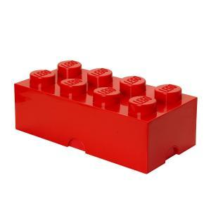Lego Aufbewahrungsbox stapelbar mit 8 Noppen
