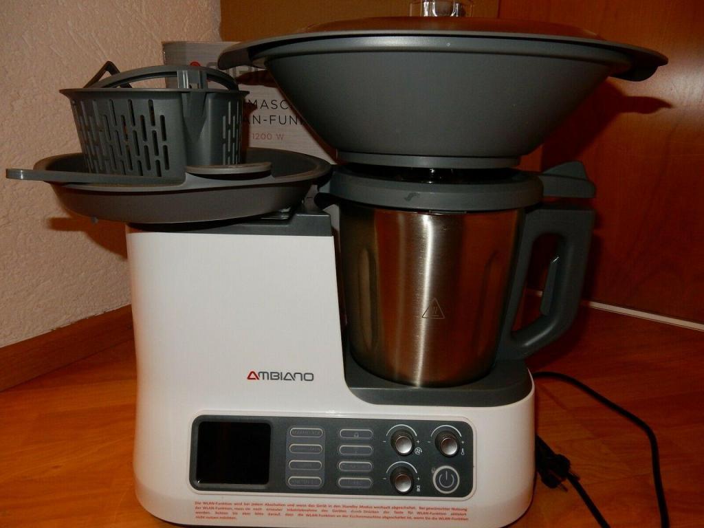 Aldi küchenmaschine test