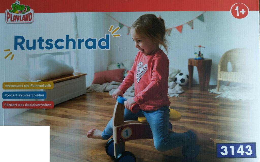 Playland Rutschrad