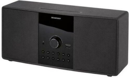 Silvercrest Bluetooth Kompakt Stereoanlage