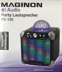 Aldi: Maginon Party Lautsprecher PS-15 E im Test