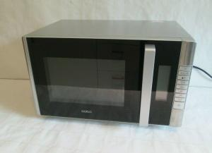 Quigg Mikrowelle mit Grill im Angebot bei Aldi
