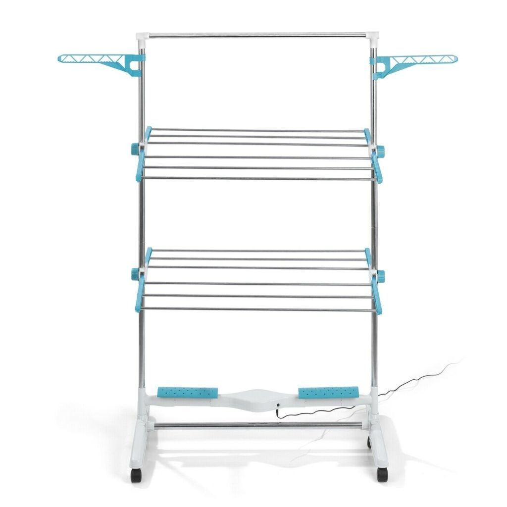 EASYmaxx Luftstrom-Wäscheständer elektrisch