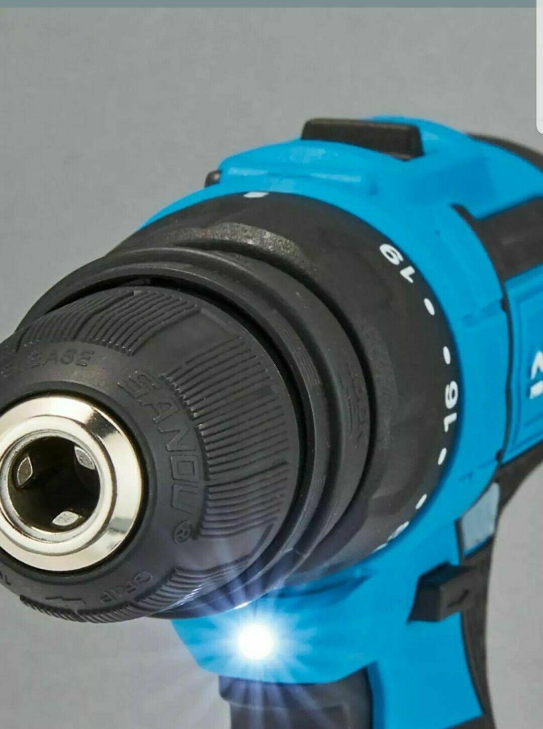 Aldi: Ferrex Akkuschrauber 12V günstig online kaufen